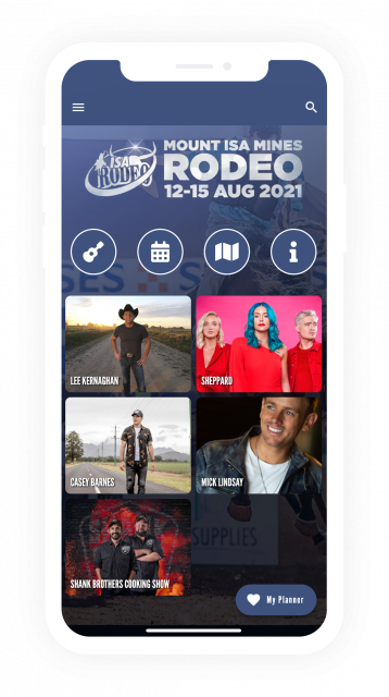 Isa Rodeo